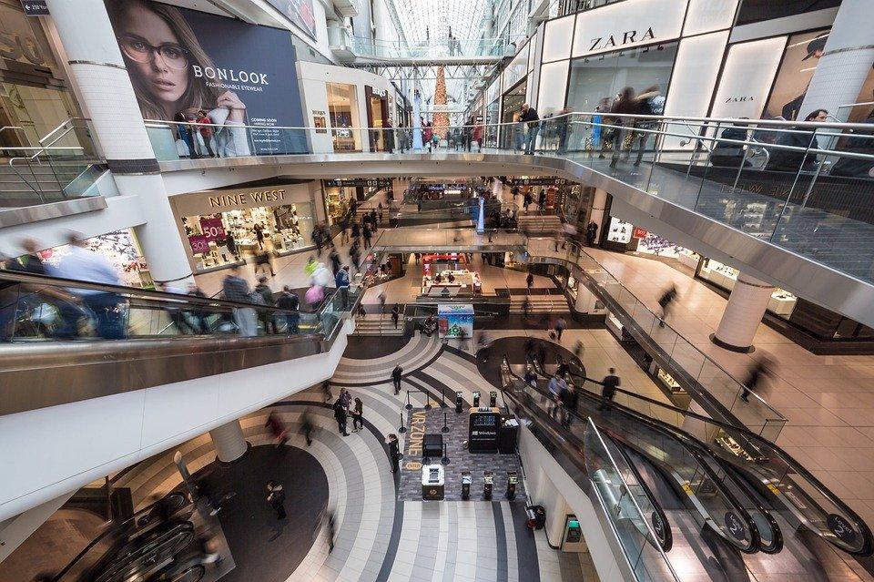 Rozlicz PIT-a w centrum handlowym
